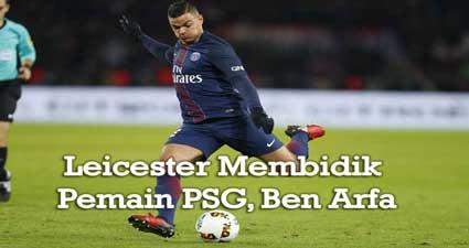 Leicester Membidik Pemain PSG, Ben Arfa