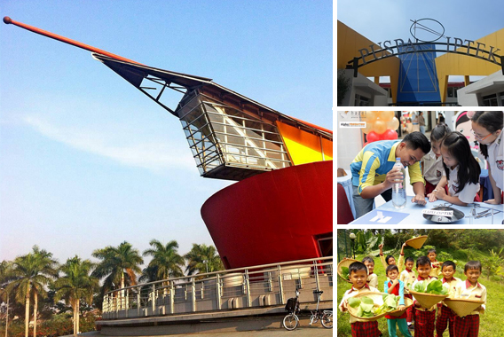 Wisata Edukasi di Puspa Iptek Sundial Kota Baru Parahyangan