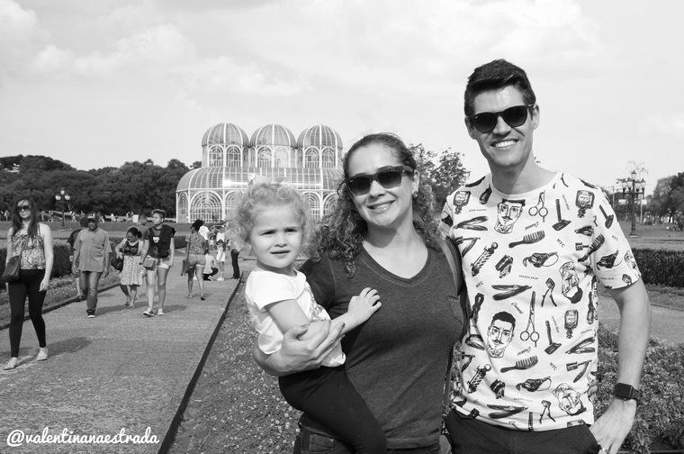 Roteiro em Curitiba com criança pequena