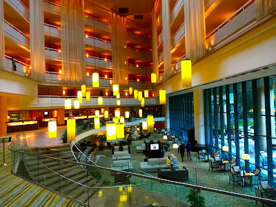 Sawgrass Marriott Resort Lobby