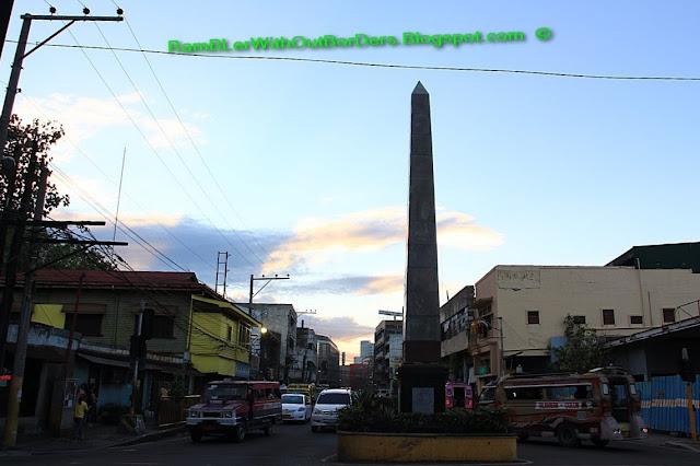 Obelisk, Colon Street, Cebu,Philippines