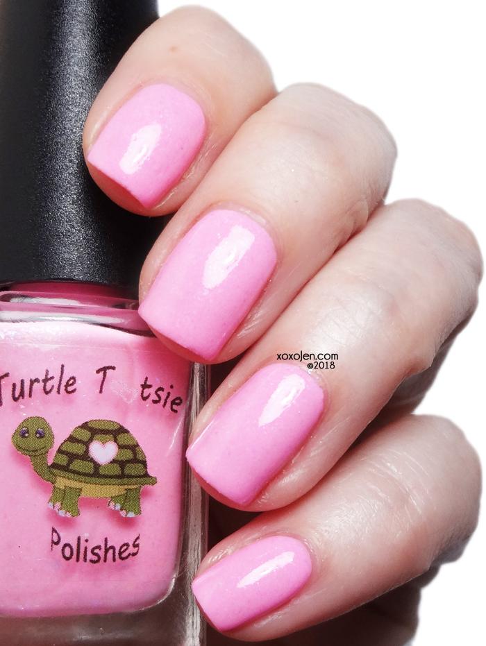 xoxoJen's swatch of Turtle Tootsie Cindy Lou Who