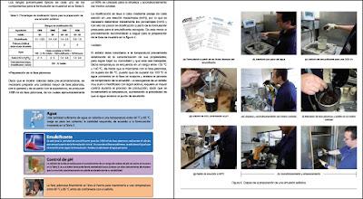 Preparación de emulsiones asfálticas en laboratorio