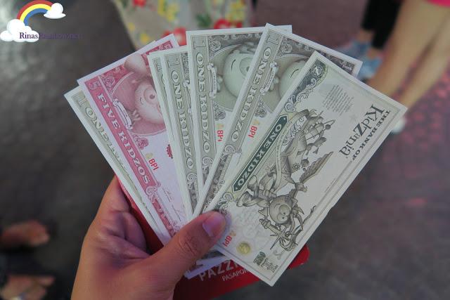 Kidzania Manila Money