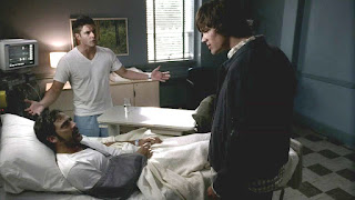 Supernatural In My Time of Dying