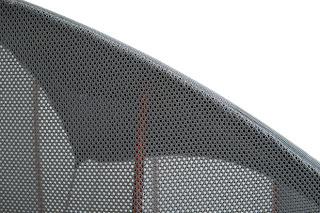 Silla de acero y aluminio