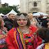بالصور: الامازيغ يشاركون الشعب البروتوني الإحتفال بسان دوني بأوروبا