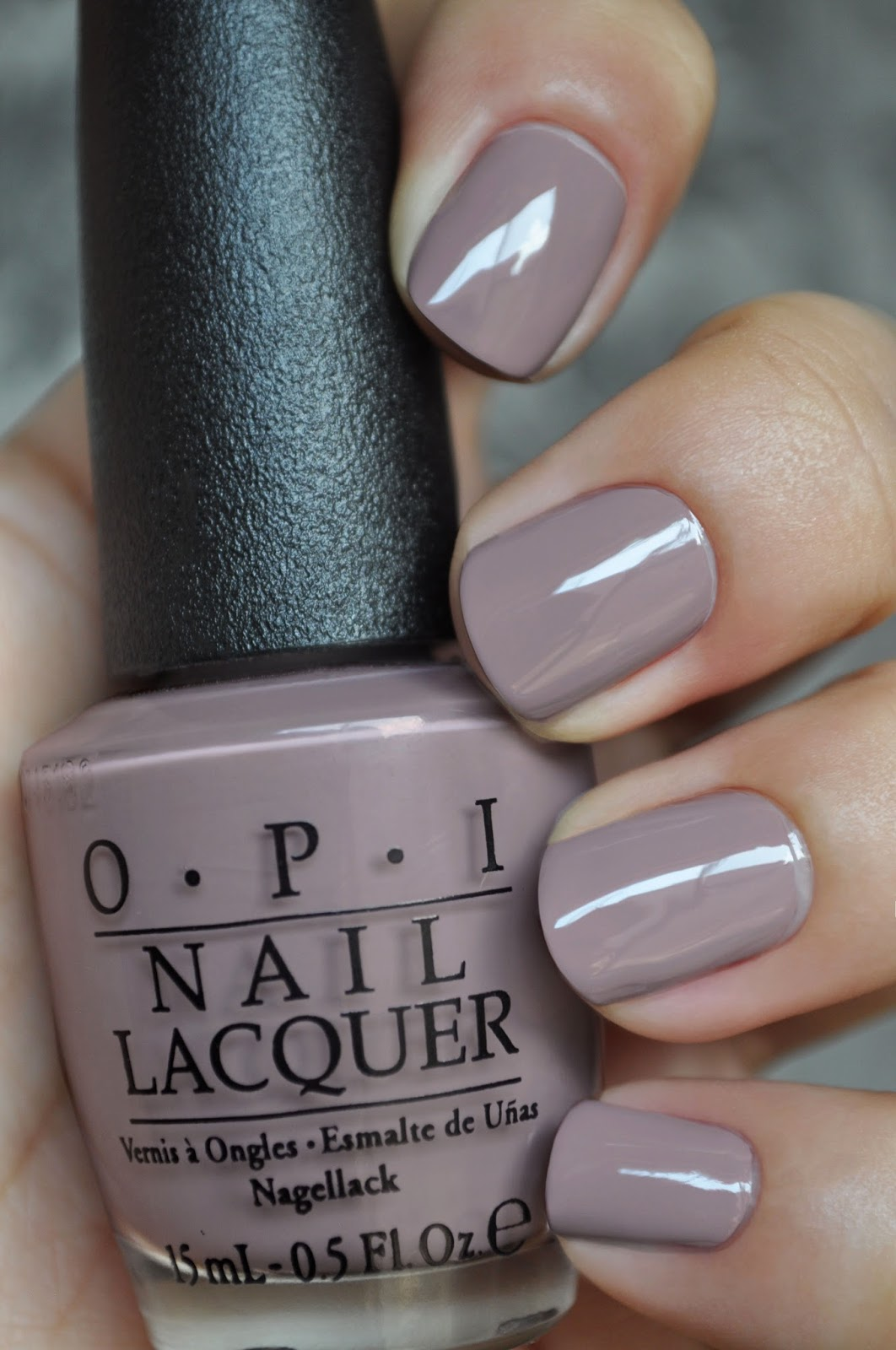 Opi Taupe Less Beach So Lonely in Gorgeous:...