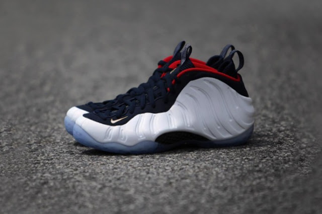 "a1a97d59d9a8c1 Nike Sportswear has released a special edition Nike Air Foamposite One  ""USA"" to celebrate the 2016 Summer Olympics Games and Team USA."
