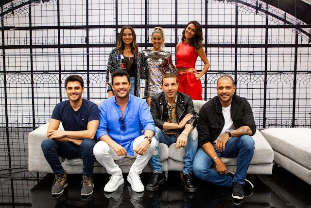 Show dos Famosos 2019 estreia no domingo