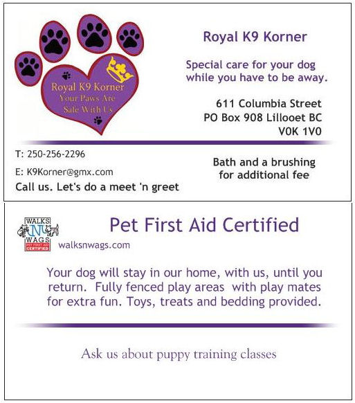 Royal K9 Korner Day Care