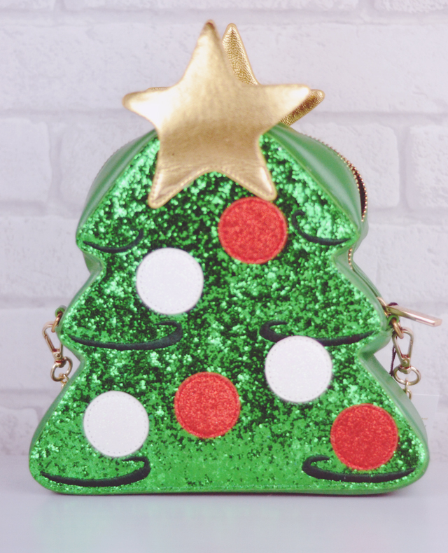 ASOS Skinnydip Christmas Tree Bag