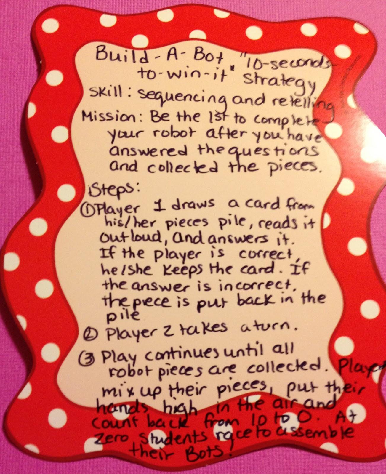 Robin S Kindergarten Nest Retelling And Sequencing Strategies