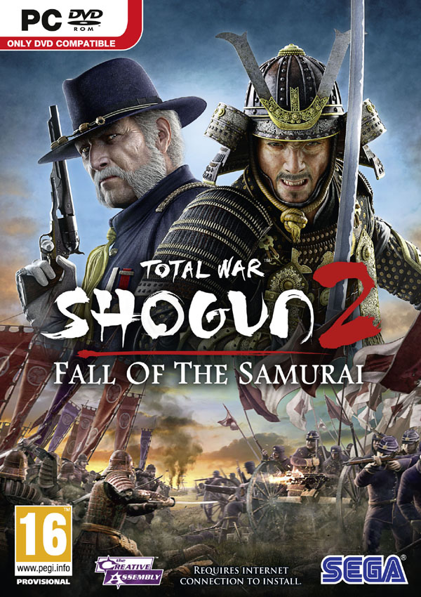Total War Shogun 2 Fall of the Samurai Download Cover Free Game