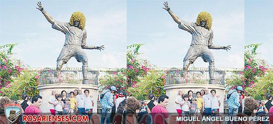 Más visitado que San Pedro Alejandrino | Rosarienses, Villa del Rosario
