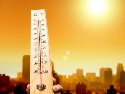موجة حر تضرب البلاد الأربعاء لمدة 10 أيام.. والأرصاد تعلن التفاصيل