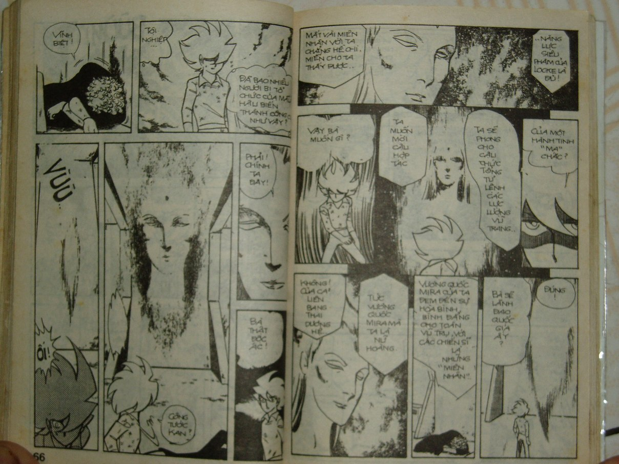 Siêu nhân Locke vol 05 trang 33