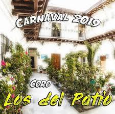 Los del patio (Coro). COAC 2019
