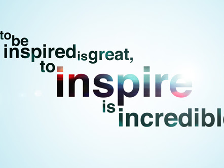Inspire to be Inspired