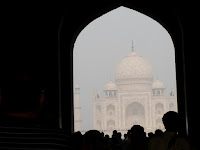Taj Mahal, wonder of the world
