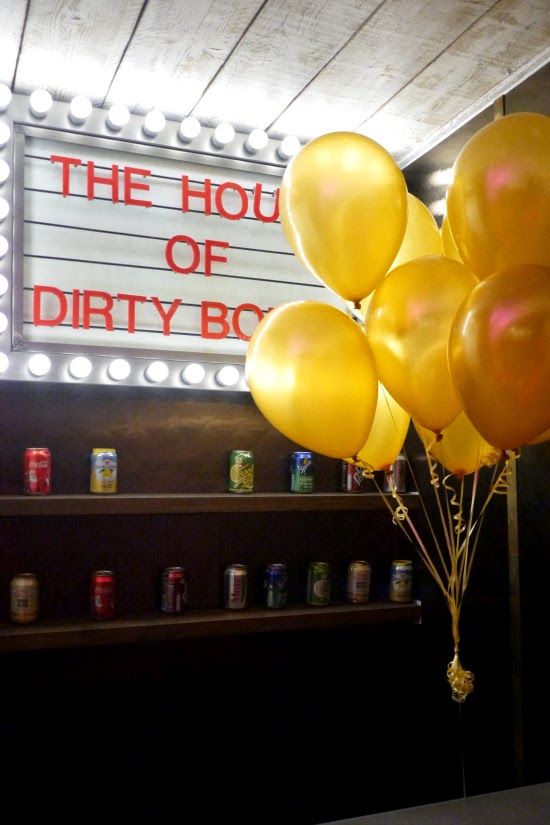Dirty bones 1st birthday london