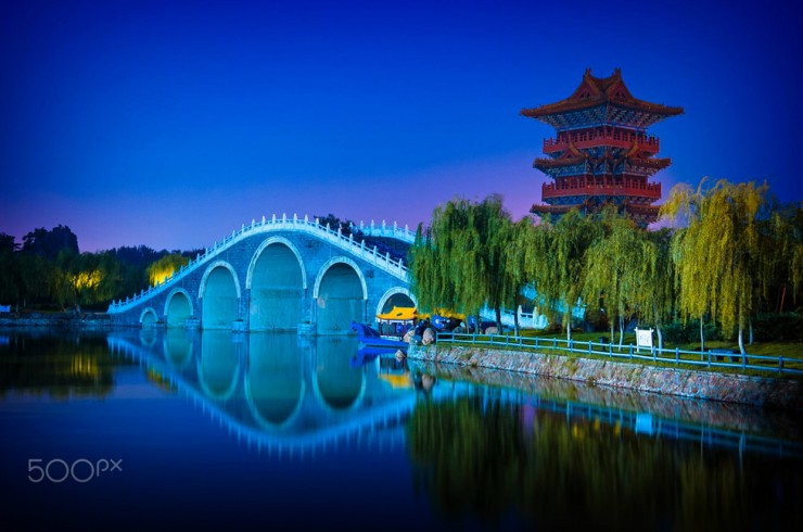 Top 10 Staggering Ancient Towns in China - Kaifeng