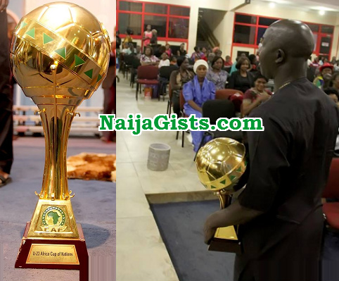 samson siasia cup church dedication