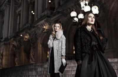 Dior's Fall 2013 FULL Ad Campaign & Video
