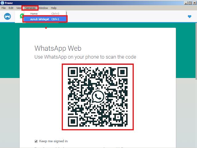 تحميل وتثبيت تطبيق Franz لإستعمال جميع تطبيقات الدردشة من خلال تطبيق واحد