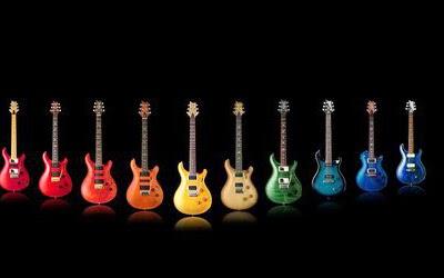guitarras fondos de pantalla