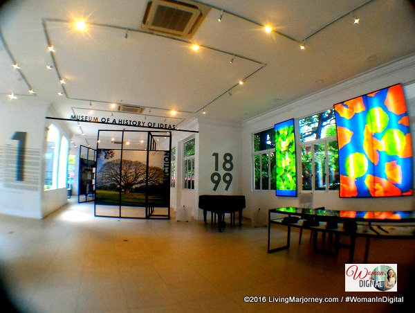 LivingMarjorney-Museum of a History of Idea, UP Manila