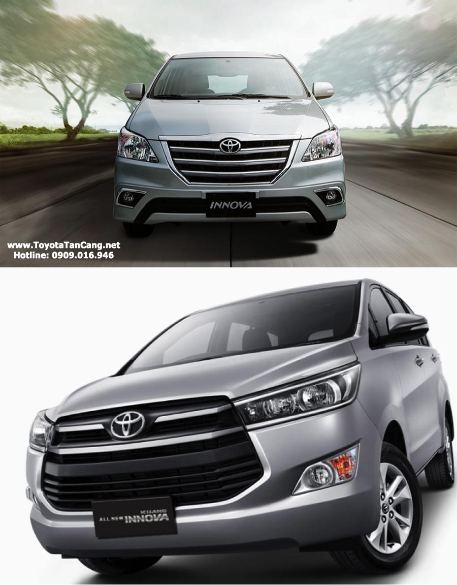 Toyota Innova 2015 và phiên bản 2016 sắp sửa ra mắt tại Việt Nam ?