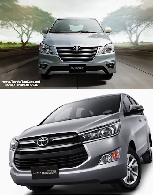 innova 2015 innova 2016 ngoai that - Mua xe Toyota Innova 2016 hoàn toàn mới hay 2015 ? - Muaxegiatot.vn