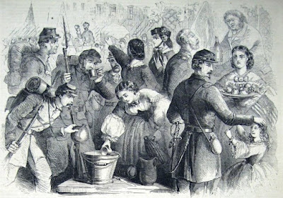 Nurse, Matrons, Laundresses and Cooks. Documenting Women in the Civil War