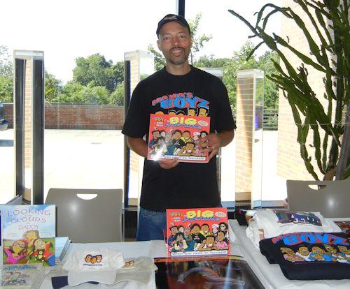 Comics in Connecticut - Brass City Comic Con 3