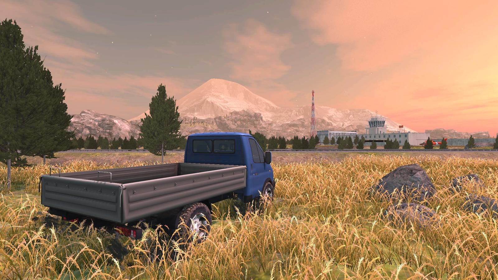 4×4 Russian SUVs Off Road Saga MOD APK terbaru