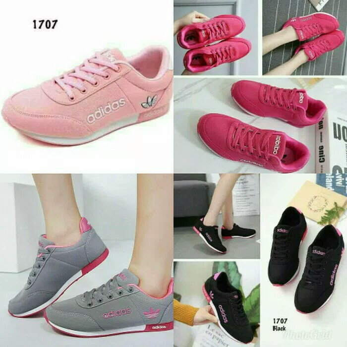 Sepatu Sneakers Wanita  TERBAIK 7dbd6ac149