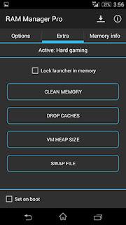 RAM Manager PRO v7.5.1 Apk
