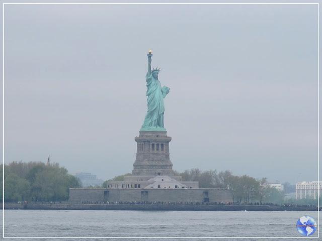 Vídeo: como conhecer a Estátua da Liberdade de graça!
