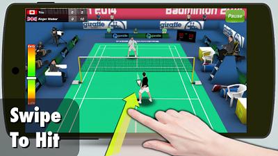 7. Badminton 3D