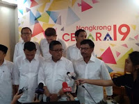 Resmi, Ini Susunan Tim Kampanye Nasional Jokowi-Ma'ruf !!