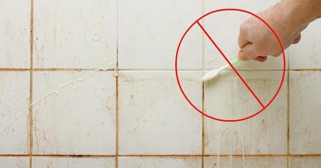 El hogar bricolgage y decoraci n c mo limpiar los azulejos con velas - Como limpiar azulejos ...