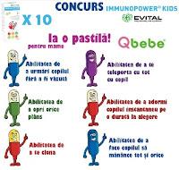 Castiga 10 siropuri Immunpower Kids de la Evital