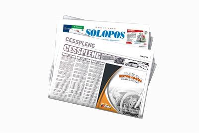 iklan motor dijual di koran solopos