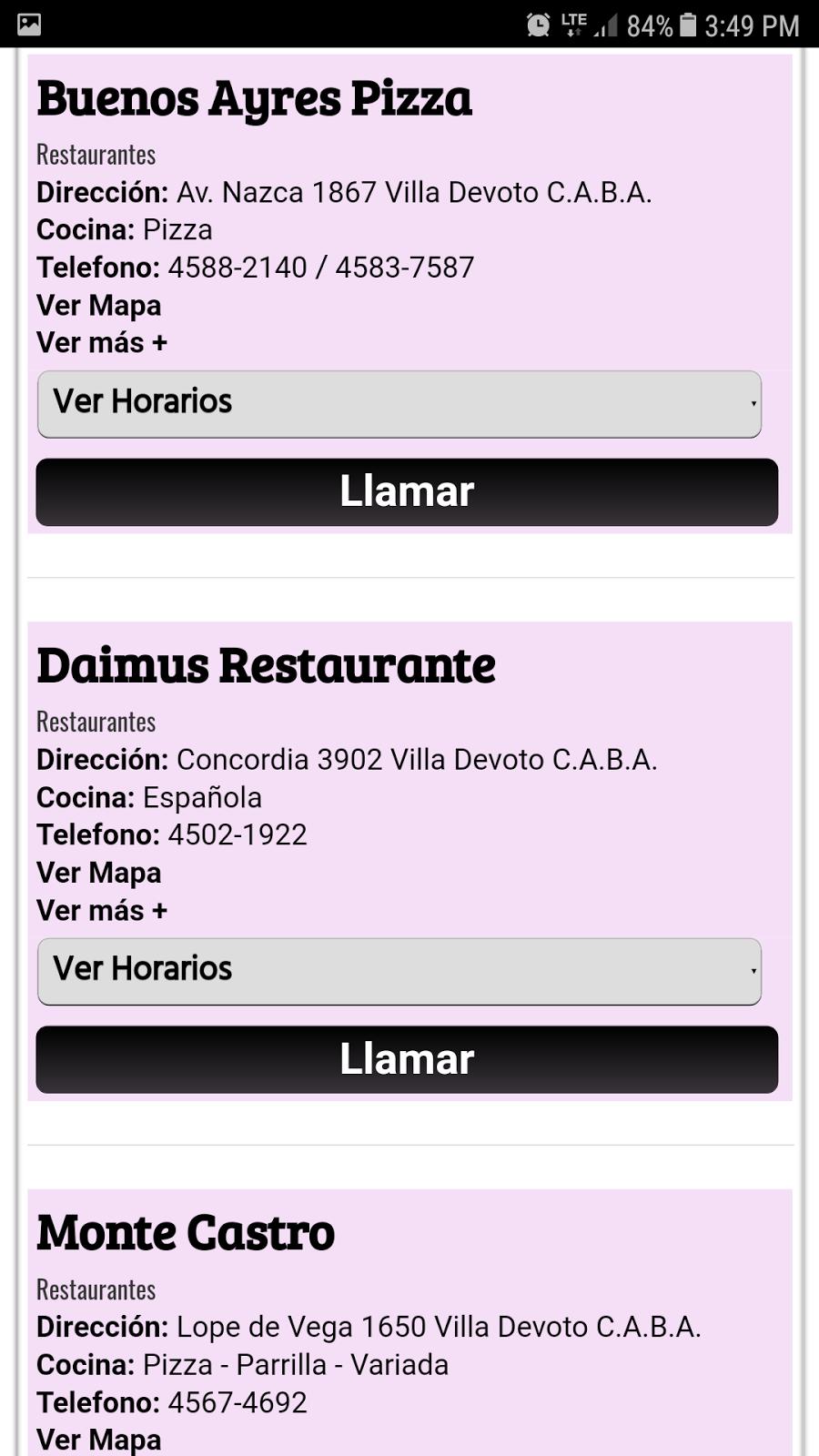 Noticias de Villa Devoto, guía comercial villa devoto, remises, comercios, restaurantes, promociones, barrio