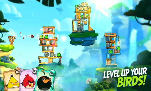 Angry birds 2 - Angry birds noel ...
