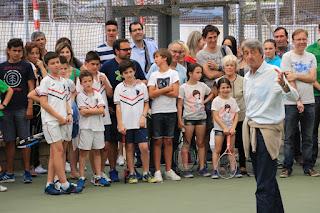 Campeonato de Tenis Escolar de Bizkaia