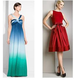 Vestidos de fiesta para mujeres con hombros anchos