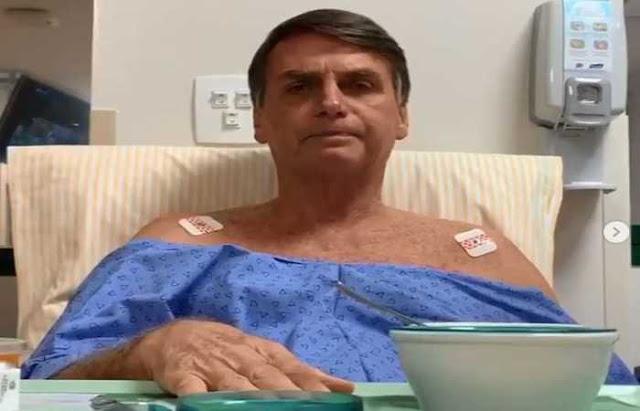 Bolsonaro cobra da PF explicações sobre facada que sofreu em Juiz de Fora