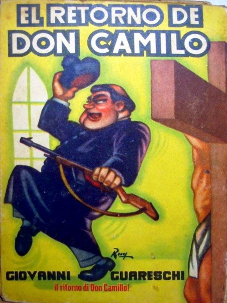 El retorno de Don Camilo – Giovanni Guaresch